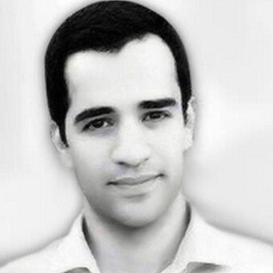 A picture of Zain al-Abidin Tawfiq