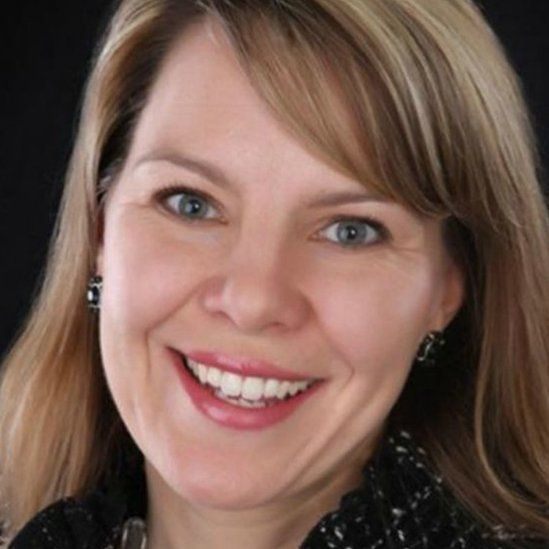 Jennifer Riordan was a mother-of-two and bank vice-president