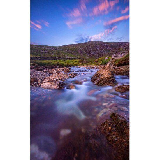 Afon Cwm Dulyn