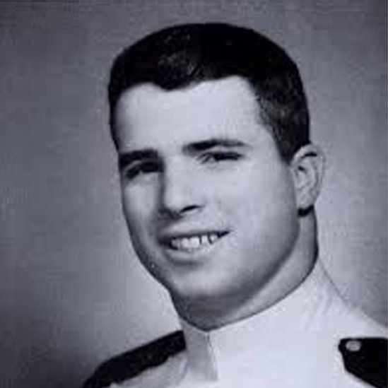 Younger John McCain