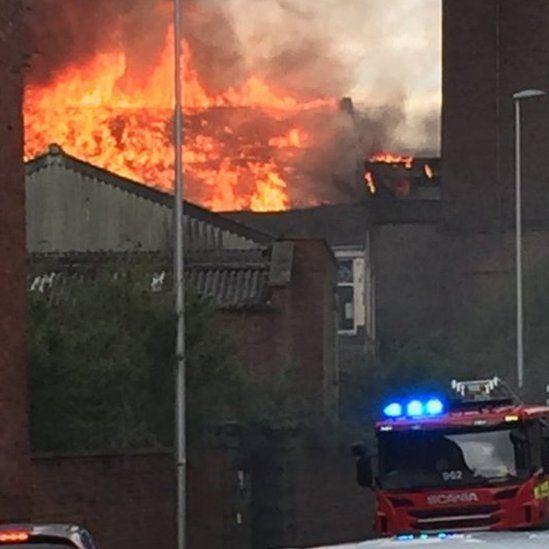 Aberdeen fire