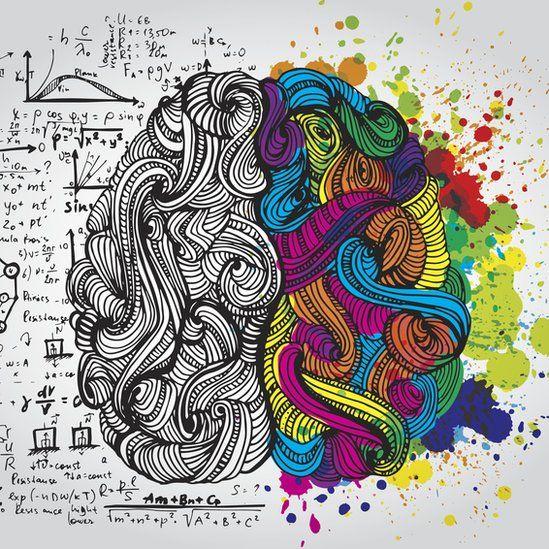 el lado derecho del cerebro se ocupa de