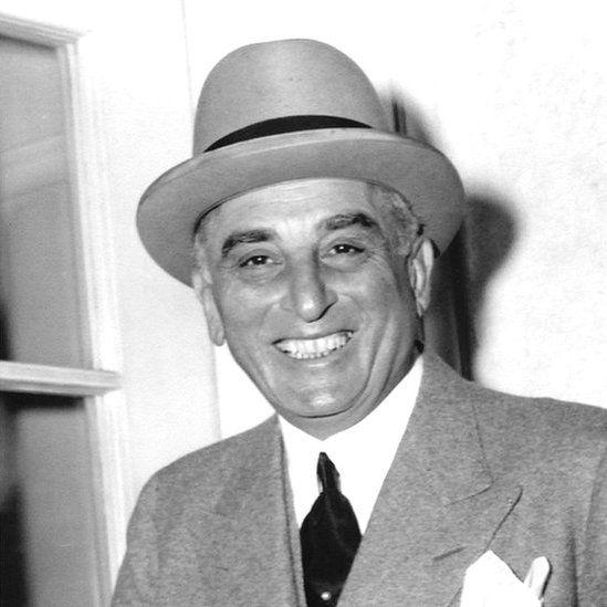 Joseph E Davies