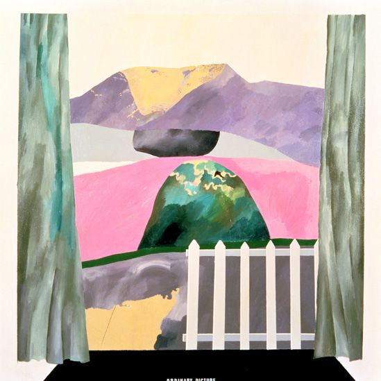 Ordinary Picture, 1964 by David Hockney