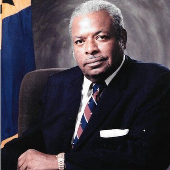 Barbados' first prime minister, Errol Barrow