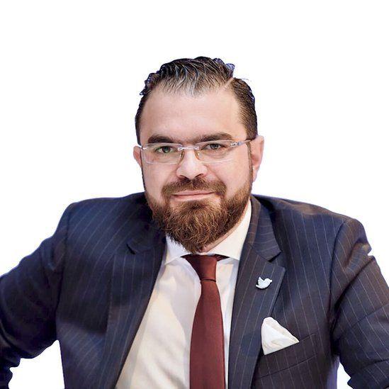 جورج سلامة، رئيس السياسات العامة والعلاقات الحكومية في تويتر لمنطقة الشرق الأوسط وشمال أفريقيا