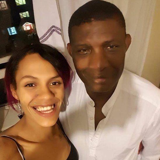 Colleen Awofeso and Babatunde Awofeso
