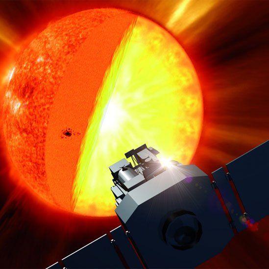 A surpreendente descoberta sobre o núcleo do Sol que intriga cientistas