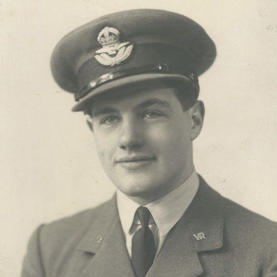 Flt Lt Alastair Gunn