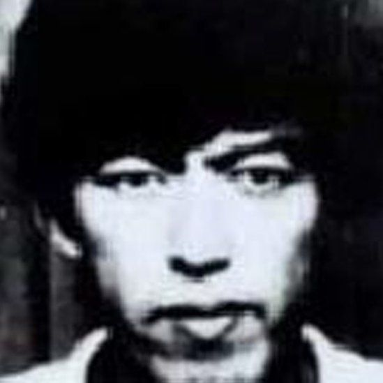 This undated picture used for the police's wanted list shows Masaaki Osaka in his younger days