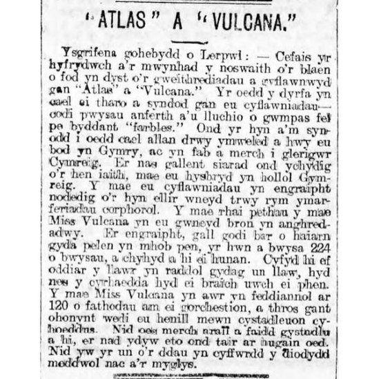 Yr Herald Cymraeg