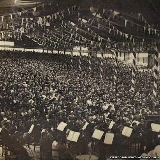 Pontypŵl 1924