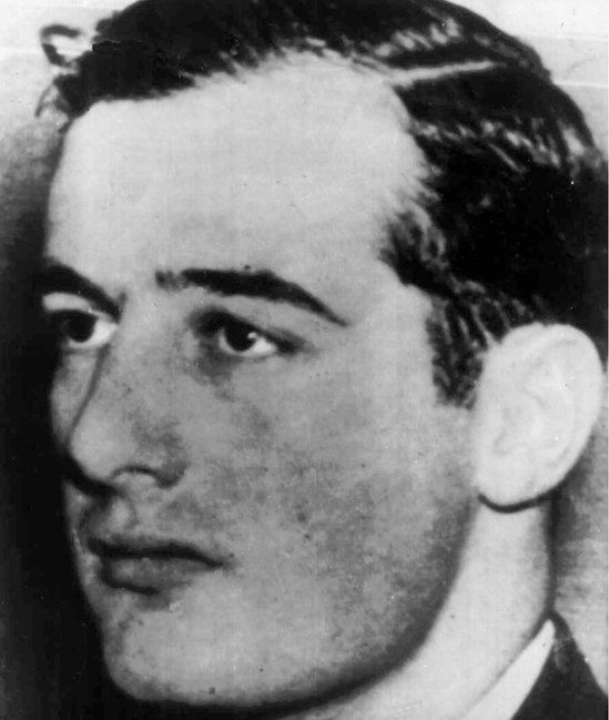 Undated file photo shows Swedish diplomat and World War Two hero Raoul Wallenberg who disappeared in 1945