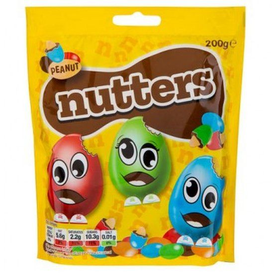 Poundland Nutters sweets