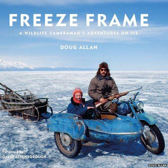 Doug Allan: A life capturing the natural world on camera - BBC News