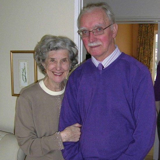 Denis a Joyce Drew,
