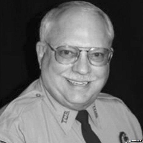 Reserve Deputy Robert Bates