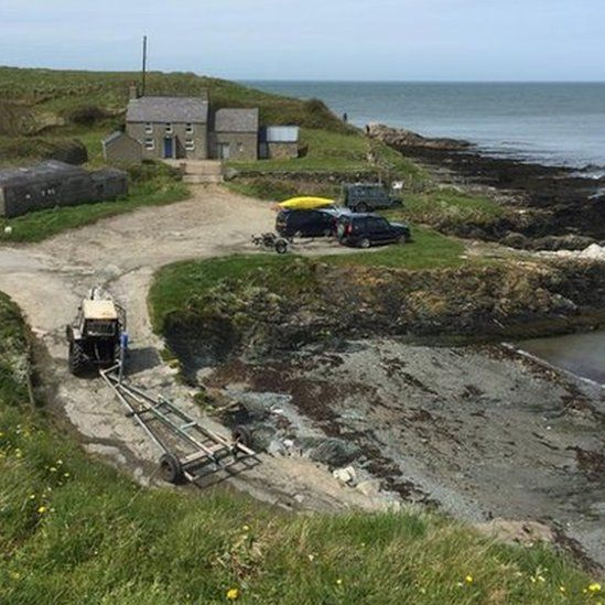 Porth Colmon - Cwrw Llŷn