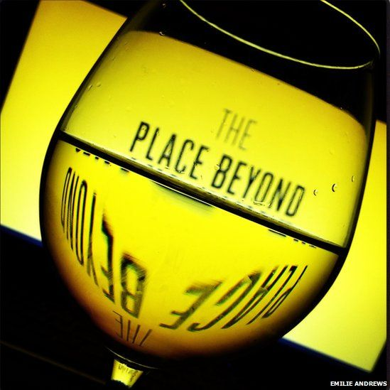 The Place Beyond as seen through a glass
