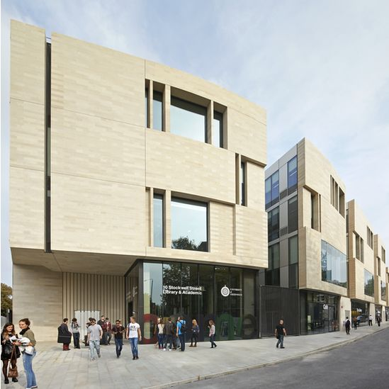 University of Greenwich new building