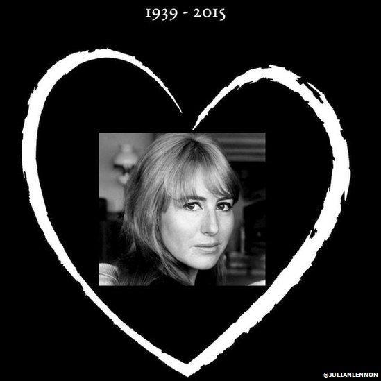 Cynthia Lennon tribute