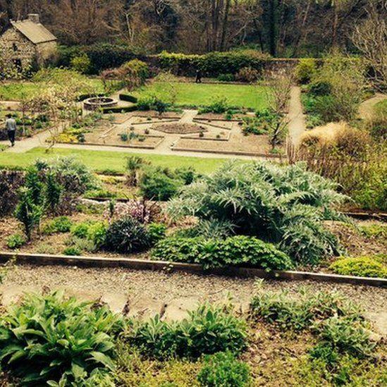 Gerddi Ty Glyn/ Ty Glyn gardens