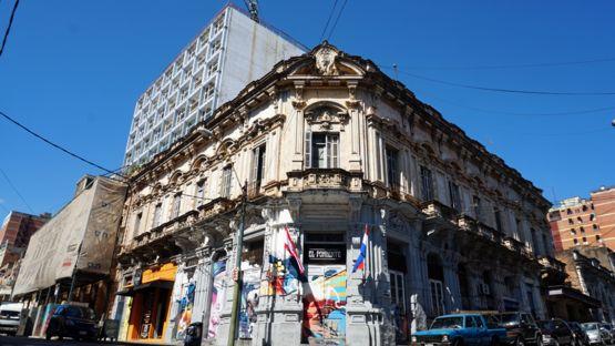 Proyecto Barcelona Asuncion
