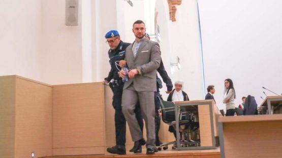 Марків у суді