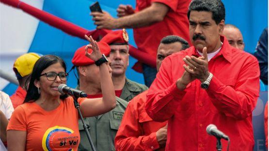 Родригес и Мадуро не согласны с оценками ООН