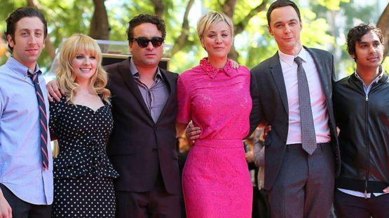 Foto actores Big Bang Theory
