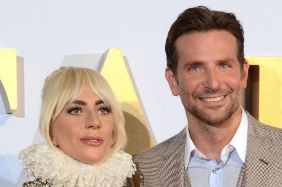 Gaga y Cooper.