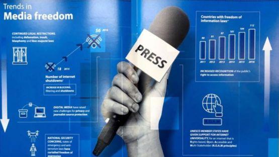 Luật về quyền được biết tin tức tăng từ 90 quốc gia năm 2011 đến 112 năm 2016