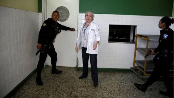 Guatemala City hospital 'gang attack' leaves seven dead