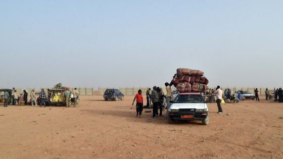 Niger army rescues 92 migrants in Sahara Desert