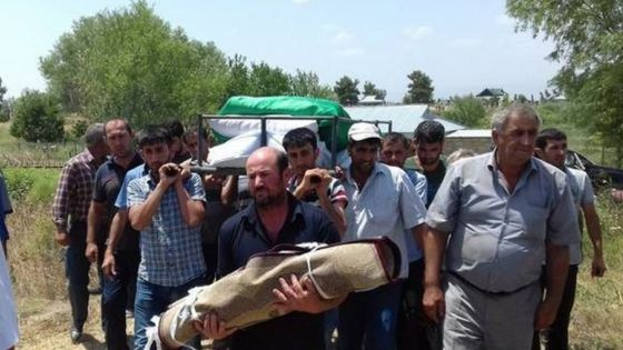 Azerbaijan toddler killed in Nagorno-Karabakh shelling