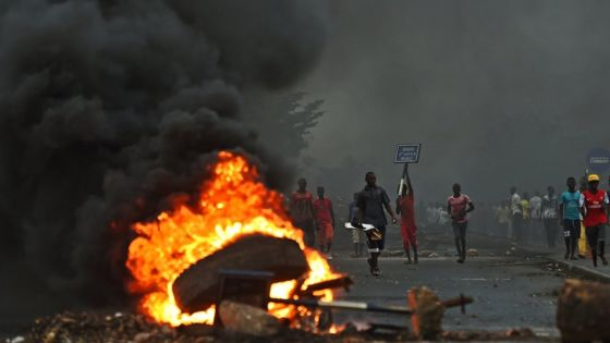 UN accuses Burundi government of crimes against humanity