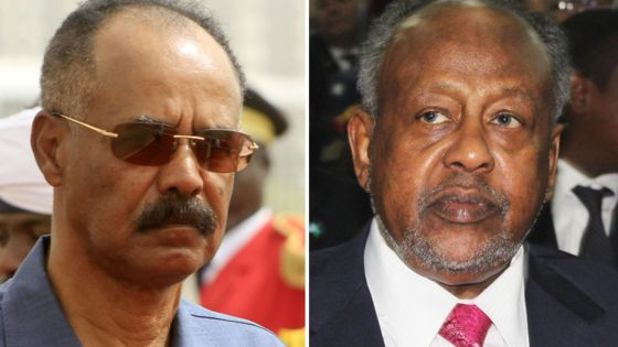 What is behind tension between Eritrea and Djibouti?