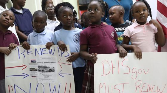 Thousands of Haitians must leave the US due to TPS. What is it?
