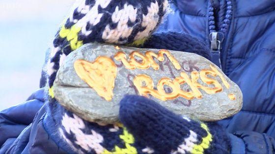 Stone hunting craze sweeps Isle of Man