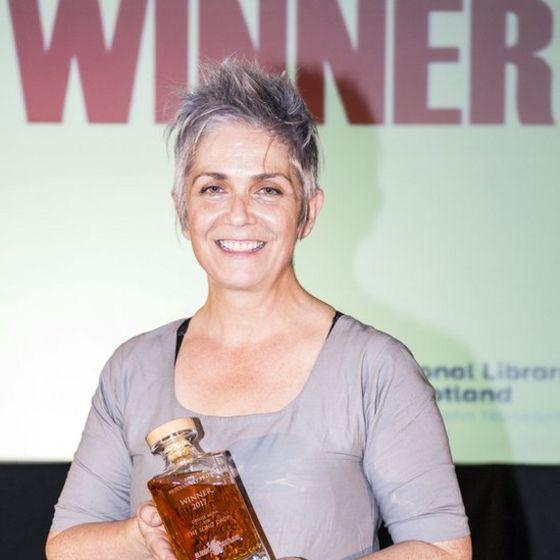 Denise Mina wins Scottish crime book of the year award