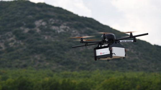 Drone vaccine delivery trial for island nation Vanuatu