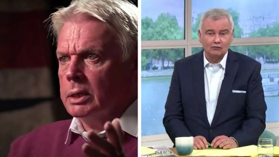 David Icke and Eamonn Holmes