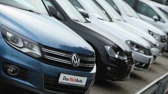 VW offers German customers discounts to trade in old diesels