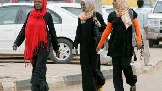 Sudan women charged with indecency for wearing trousers