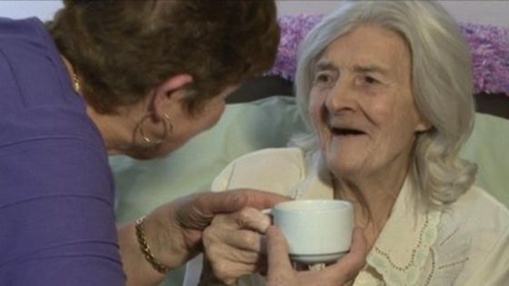 Severe Dementia Care Homes Try New Approach
