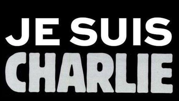 "Translation: ""I am Charlie"""