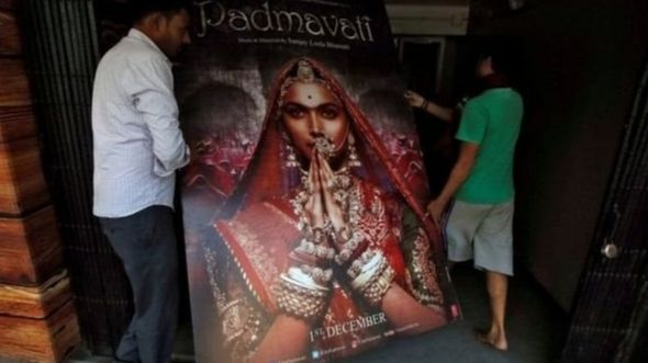 Ana zanga-zanga a India saboda sakin fim din Padmavati na Bollywood