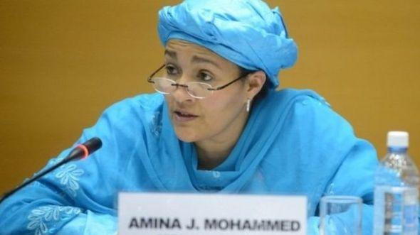 Amina Muhammad