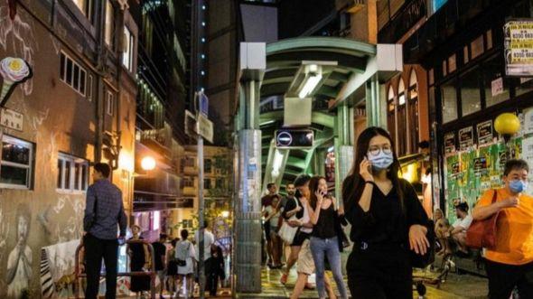 Hong Kong ngày 29/5