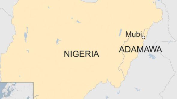 Taswirar Mubi Adamawa